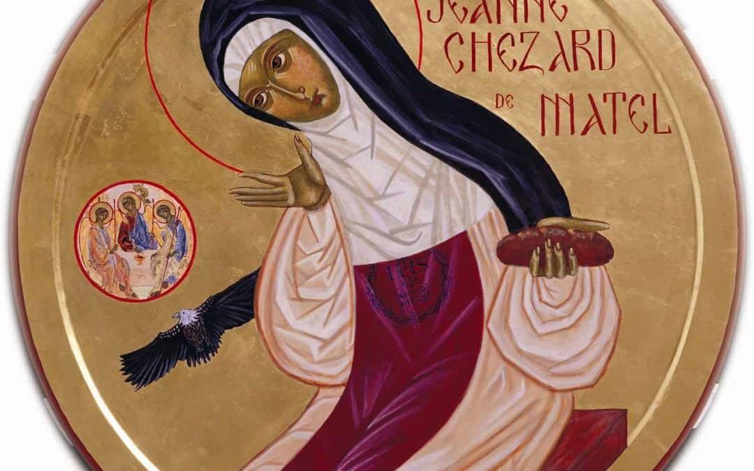 Jean Chezard de Matel, nuestra Madre espiritual