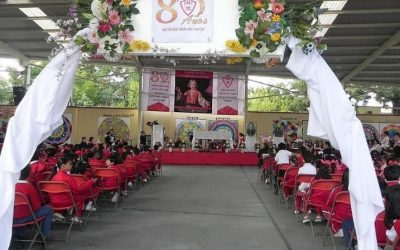 Mass for the opening of the Jubilee Year of Instituto Hispano Inglés