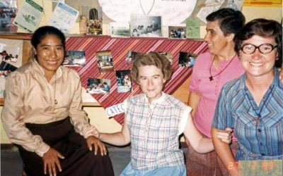 CCVI FEATURE STORY: Sister Rosaleen Harold: 'A Lifetime of Service in Peru'