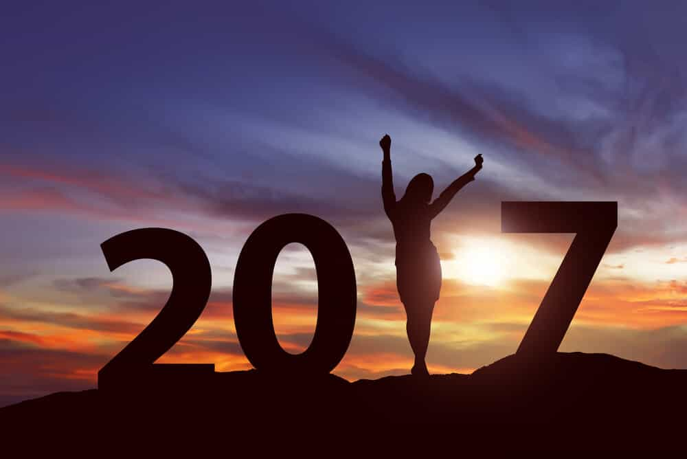 2017 is a blank canvas that we will fill with our actions.