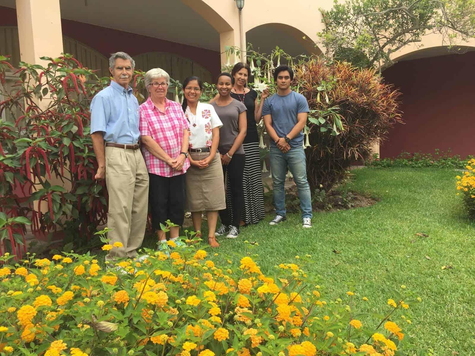 Center of Spirituality - Lima