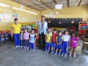 Early childhood programs in Chimbote, Peru