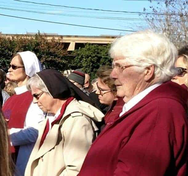 Incarnate Word and Blessed Sacrament Sisters