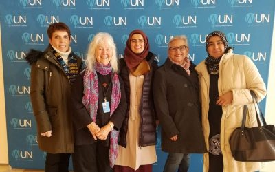 Local Women Represent SA at UN's Commission on the Status of Women