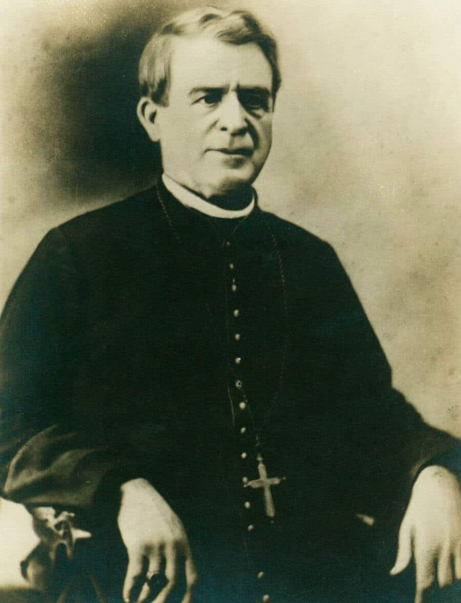 Bishop Claude Marie Dubuis, Founder