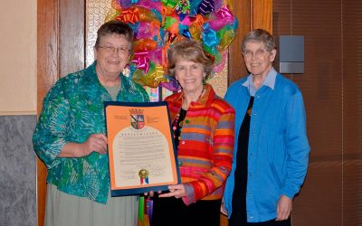 CCVI is Recognized for Its Many Years of Dedicated Service to Bexar County and Beyond
