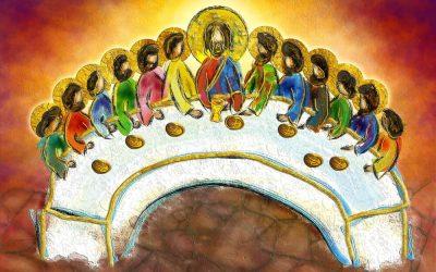 Holy Week Triduum – Holy Thursday