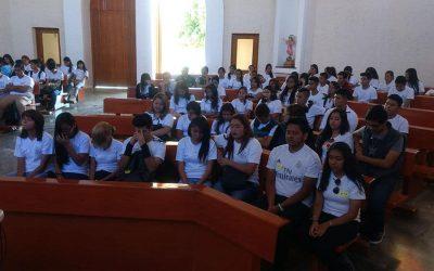 Encuentros de alumnos del Liceo Cervantino de la UIW Campus Bajío 2017