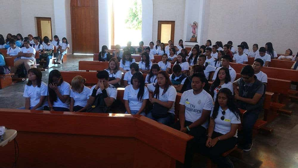 2017 Student Encounters from UIW Bajio Campus