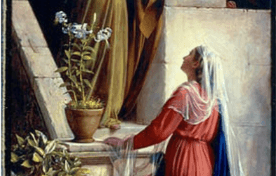 Feast of the Visitation of Mary to Elizabeth