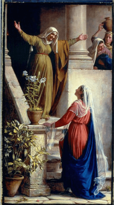 """Blessed are you, O Virgin MAry, who believed that what was spoken to you by the Lord would be fulfilled."""
