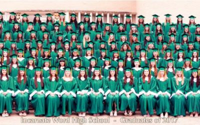 IWHS celebra la graduación de 2017