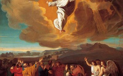 The Ascension of the Lord into Heaven