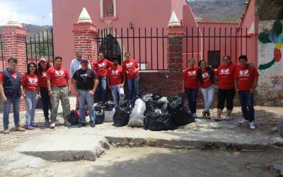 Misiones de Semana Santa de UIW Campus Bajío