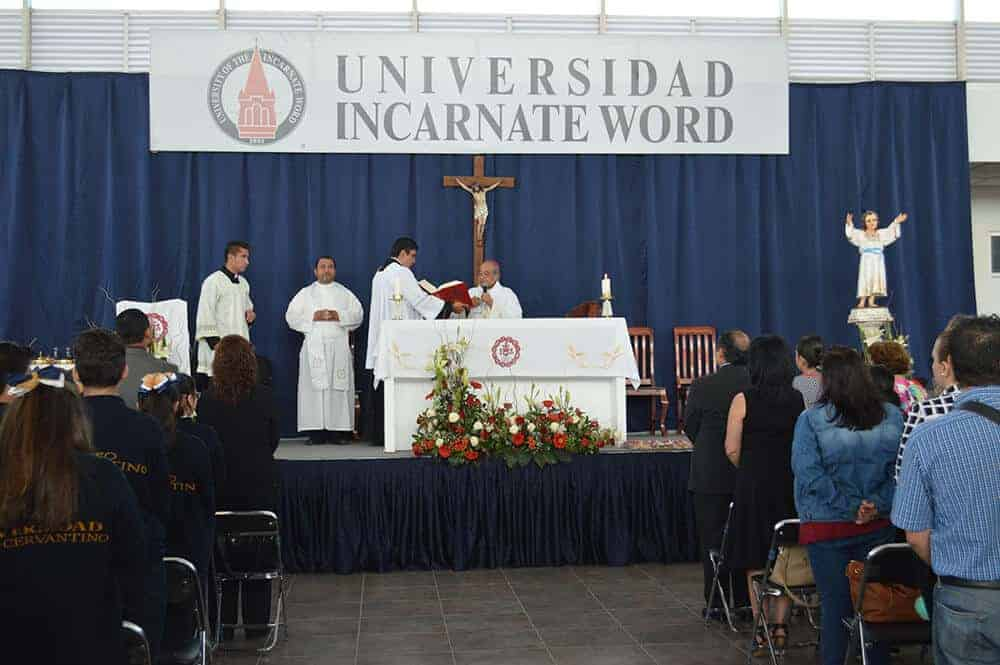 UIW Campus Bajio hosted 2nd Celebration of the Incarnate Word Day