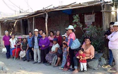News from Peru