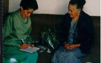 Sister Story – Sr. Bernadette Azuela