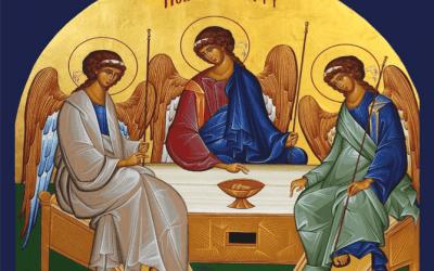 La Solemnidad de la Santísima Trinidad
