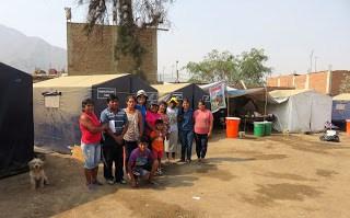 Informe: Solidaridad con Perú