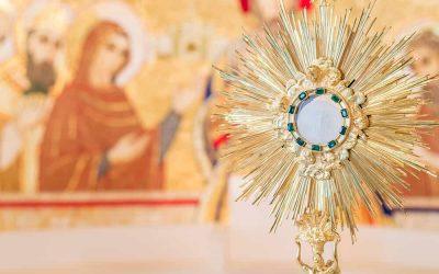 Solemnidad del Cuerpo y Sangre de Cristo – Fiesta de Corpus Christi