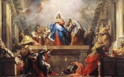 Celebration of the Feast of Pentecost