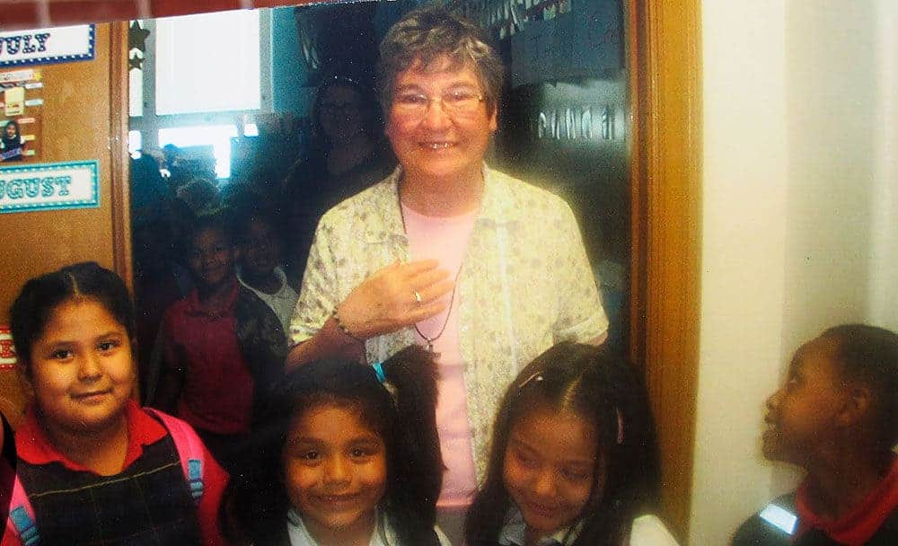 Responding the needs of immigrant community: Sister Anne Marie Burke
