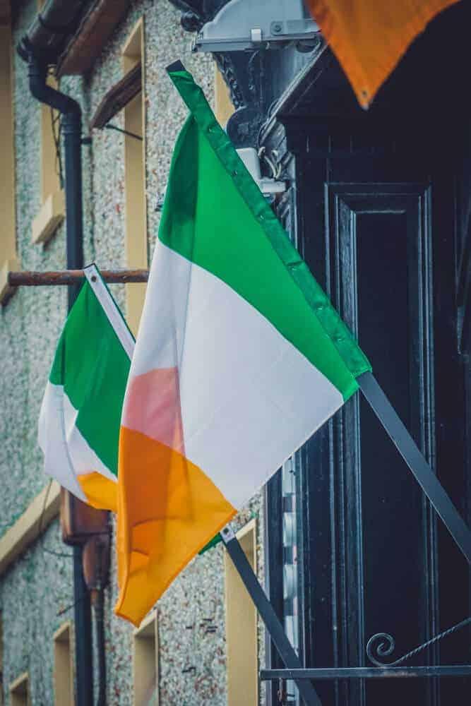 Flag of the Republic of Ireland