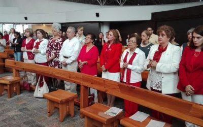 Ministros extraordinarios de la Sagrada Eucaristía