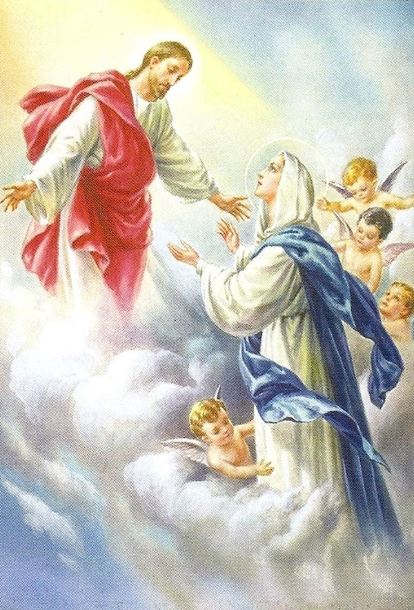 Solemnity of the Assumption of the Blessed Virgin Mary