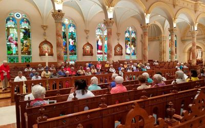 CCVI Sisters Host Prayer Vigil for Victims of Human Trafficking