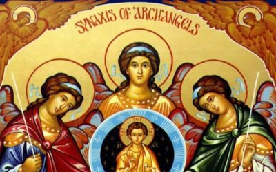 Feast of the Archangels: Michael, Gabriel and Raphael