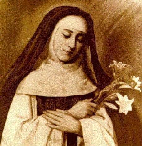 Venerable Jeanne Chezard de Matel