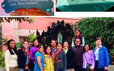 Joyful Gathering at Week-long Vocational Retreat in Mexico