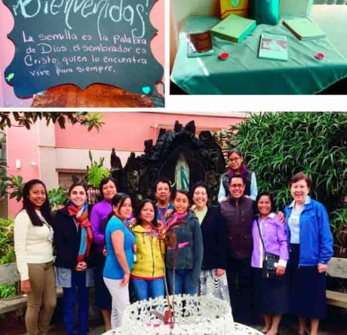 Joyful Gathering at Week-long Vocational Retreat in Mexico