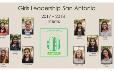 Women's Global Connection is pleased to introduce the 2017-2018 Girls Leadership San Antonio High School Interns