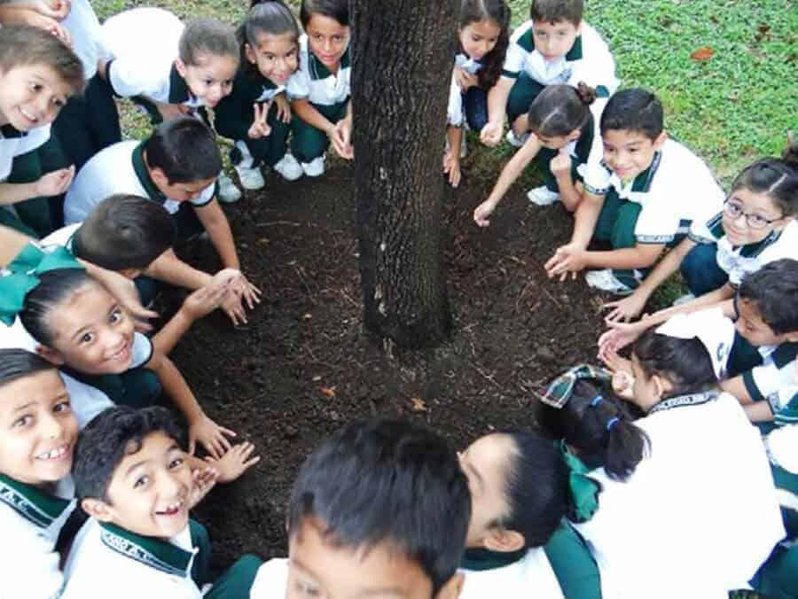 Colegio Mexicano celebrates Green Week 2017