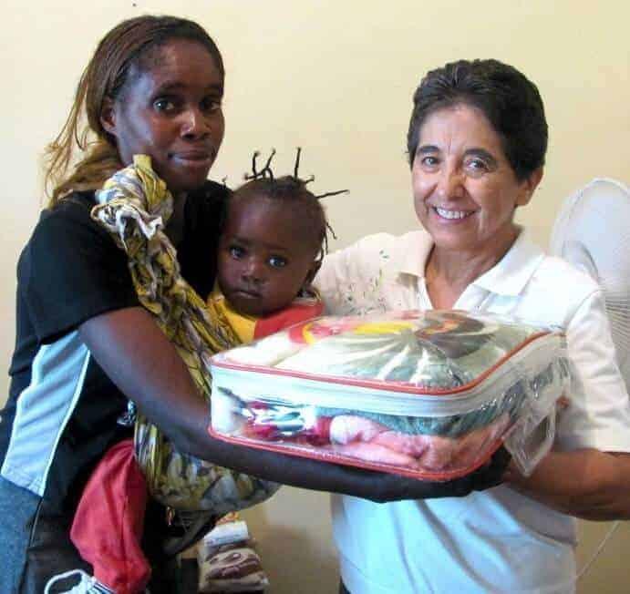 Sister Maria Cristina Vargas' Experiencies in Zambia