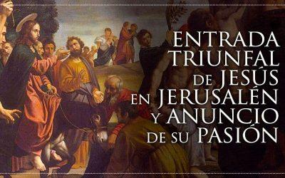 ¿Qué celebramos el Domingo de Ramos?