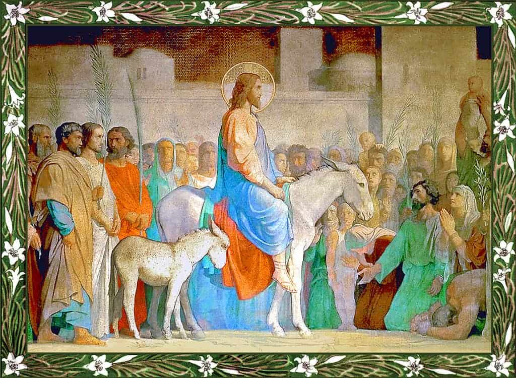 Palm Sunday Homily