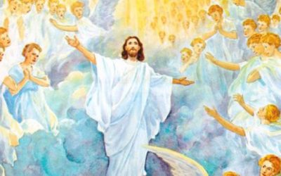 Solemnity of the Ascension of the Lord Jesus Christ into Heaven