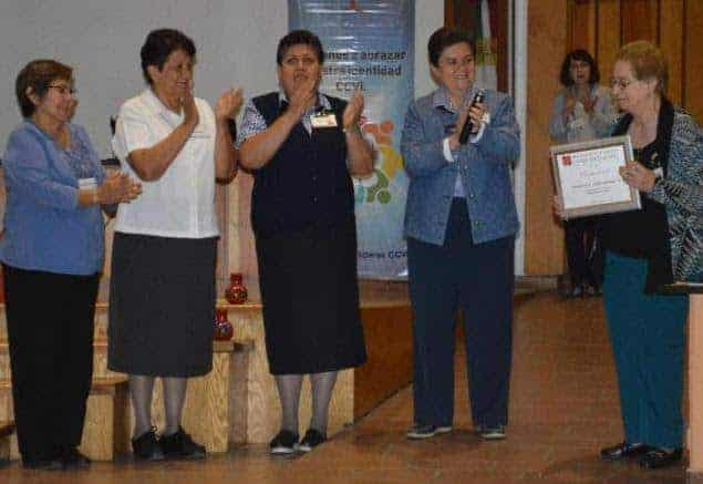 Sister Luz Romay, Recipient of Mexico Ministry Council Award