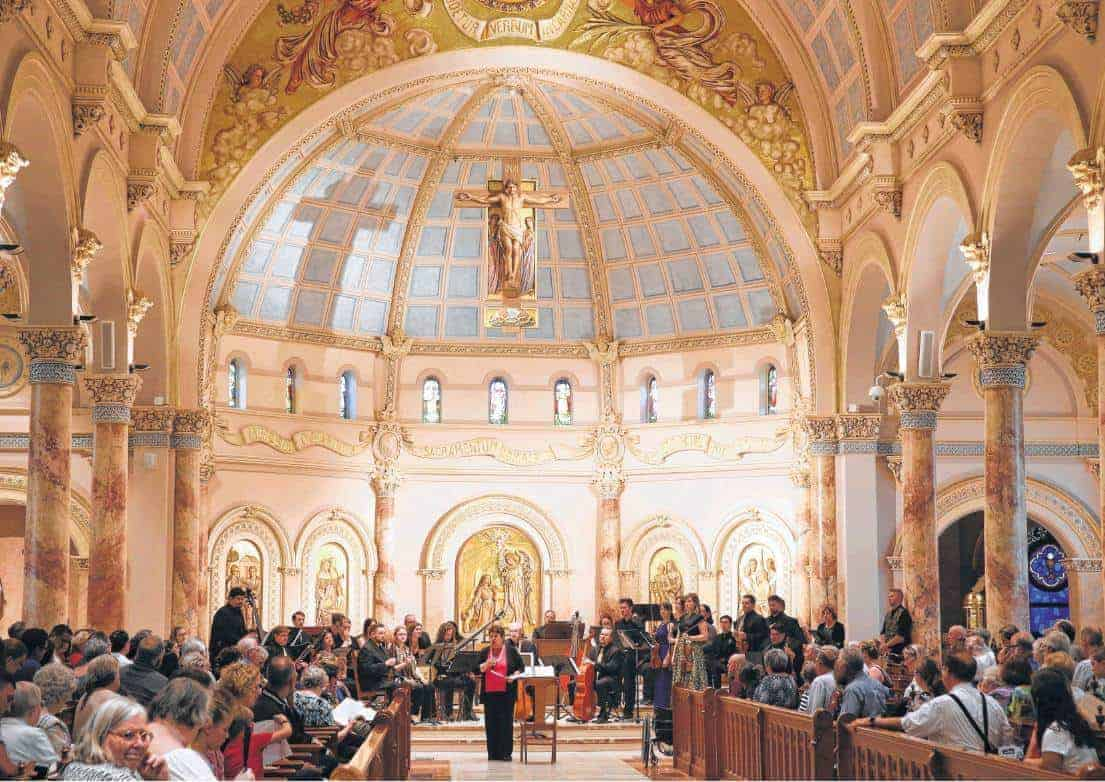 Concerts coming to UIW Chapel
