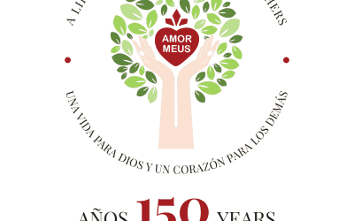 Meaning of the emblem of the celebration of the 150th Anniversary of our Congregation