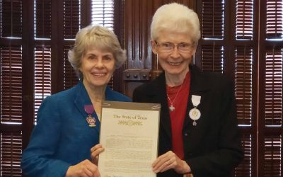 A proclamation was held at the Texas State Capitol to honorCHRISTUS Santa Rosa Health System's 150th year anniversary!