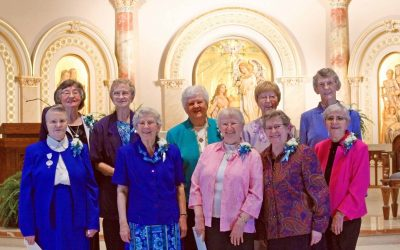 USA: Jubilarians celebration