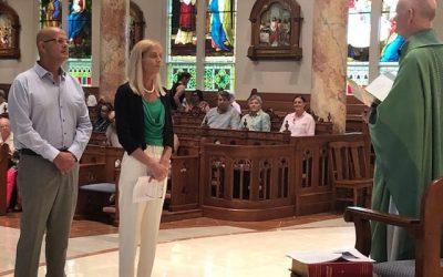 Commissioning & Blessing of Incarnate Word High School Principal, San Antonio