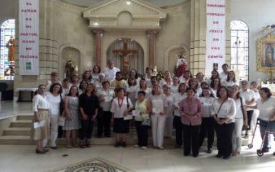 Clausura de Cursos en las Escuelas Bíblicas del Espíritu Santo en Chihuahua
