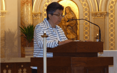 CCVI Jubilarian Retreat Homily