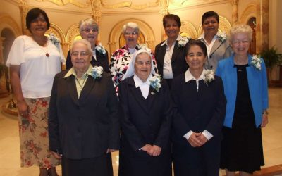 Sister Jubilarians of 2020 Gather in San Antonio to Celebrate Congregational Jubilee