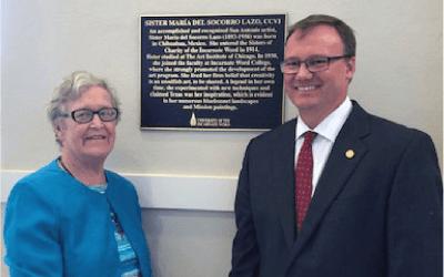 La Universidad del Verbo Encarnado Celebra a Sus Hermanas Fundadoras